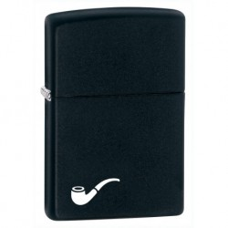 218PL Black Matte Pipe Lighter