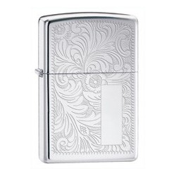 Zippo 352 Venetian High Polish Chrome tulemasin