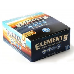 Elements King Size Slim Ultra Thin Rice rolling paper