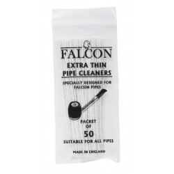 Falcon Pipe Cleaners Extra Thin - 50 pcs.